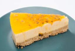 Cheesecake de Maracuyá