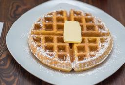 Waffle Clásico