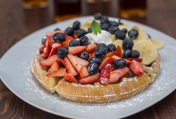 Waffle Fruta Mix