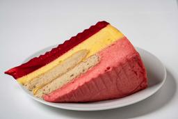 Porción de Torta Helada