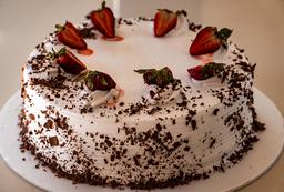 Torta Selva Negra Tradicional