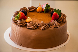 Torta Tres Leches de Chocolate #28