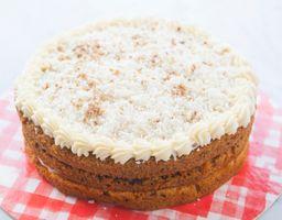 Postre Carrot Cake (12 p)