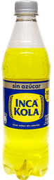 Inca Kola de Dieta de 1/2 Litro