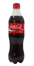 Coca Cola de 1/2 Litro
