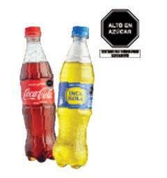 02 Inca Kola (Regular/Zero) 500 Ml