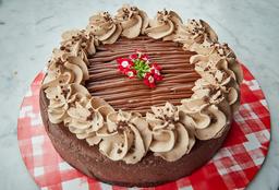 Postre Cheesecake de Nutella (12 p)