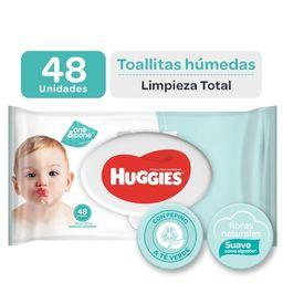 Huggies Toallas Humedas One & Done x 48 Unidades