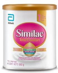 Fórmula Láctea Similac Total Confort Lata 360 g