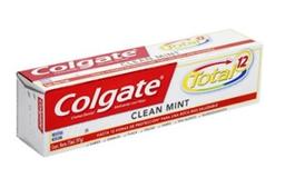 Colgate Crema Dental Total 12 Clean Mint x 75 ml
