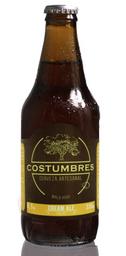 Costumbres Cream Ale