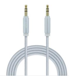 I2go Cable Auxiliar 1.5 M.y Nylon Tejido