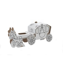 Easy Fun para pintar Carriage