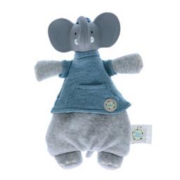 Alvin el elefante juguete plano
