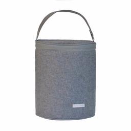 Lonchera biberones - gray heather