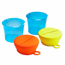 Contenedores para snack - azul (snug snack)