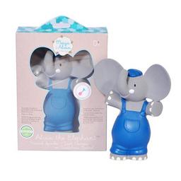Alvin el elefante juguete chirriador de goma