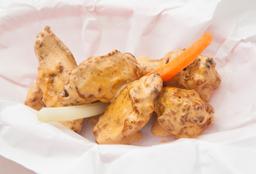 Chicken Anticucheras