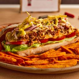 Sanguchón Burger