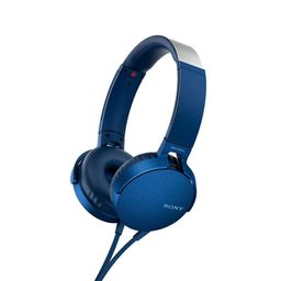 Audífonos Mdrxb550ap Azul