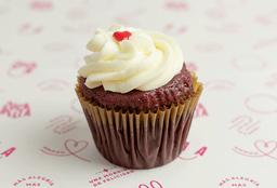 Cupcake Red Velvet Nutella