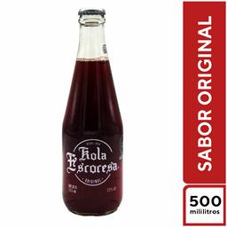 Kola Escocesa Sabor Original 500 ml