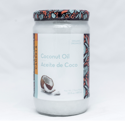 Aceite Coco Orgánico - Candela