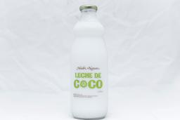 Leche De Coco - Madre Natura