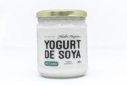 Yogurt Soya Orgánica - Madre Natura