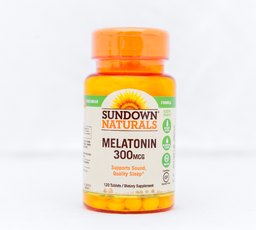 Melatonina 300mcg - Sundown
