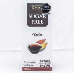 Chocolate Dmau Yacon 50Gr