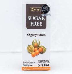 Chocolate Dmau Aguaymanto 50Gr
