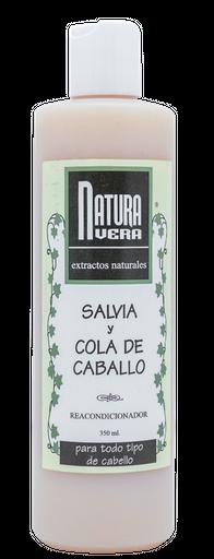 Acondicionador Salvia + Cola Caballo - Natura Vera