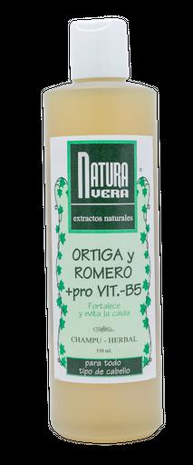 Champú Ortiga Romero - Natura Vera