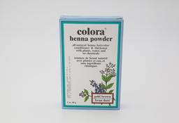 Tinte Henna Castaño Dorado en Polvo - Colora