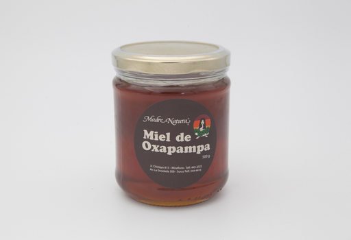 Miel de Oxapampa - Madre Natura