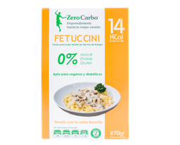 Fetuccini - Zero Carbo