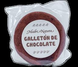 Galletón de Chocolate x4 - Madre Natura