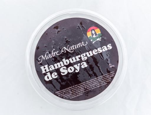 Hamburguesa Soya x4 - Madre Natura