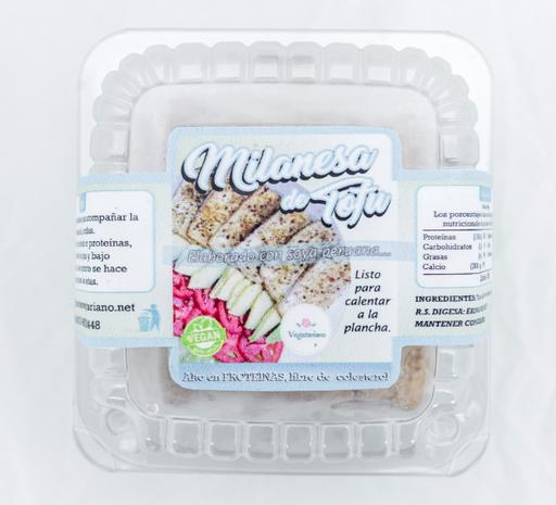 Milanesa Tofu - Como Ser Vegetariano