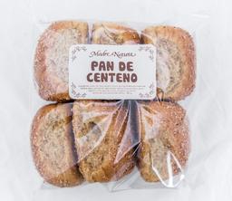 Pan de Centeno - Madre Natura