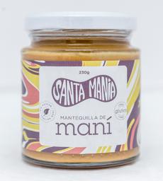 Mantequilla de Maní - Santa Manía