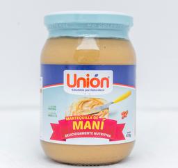 Mantequilla de Maní - Unión