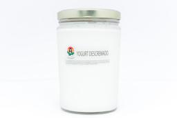 Yogurt Natural Descremado - Madre Natura