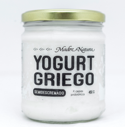 Yogurt Griego - Madre Natura