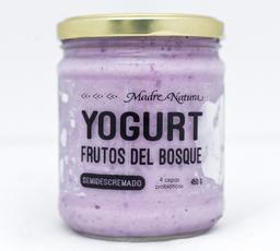 Yogurt Frutos del Bosque - Madre Natura