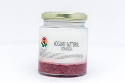 Yogurt Fresa sin Azúcar - Madre Natura