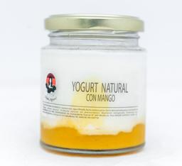 Yogurt Mango sin Azúcar - Madre Natura