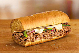 Sub de Steak and Cheese (30 cm.)