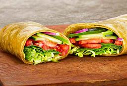 Wrap Vegetariano con Palta